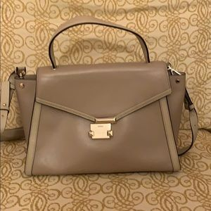 Michael Kors Whitney Top Handle Satchel
